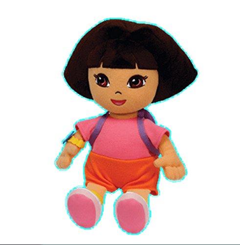 Ty Dora the Explorer Plüsch Puppe, 30 cm