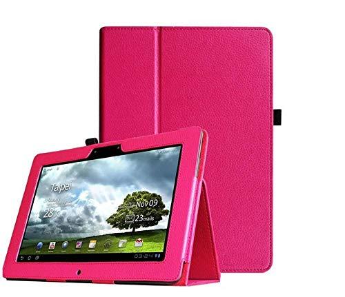 Für Asus Memo Pad Fhd 10 ME301T ME302 ME302C ME302KL 10,1-Zoll-Tablet-Lederhülle-Rose