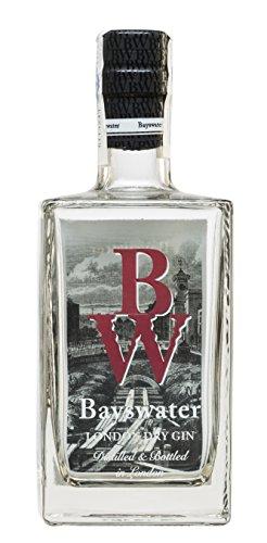 Bayswater Ginebra London Dry - 700 gr