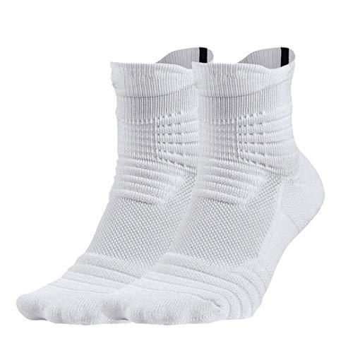 Kevin Bin 3 Paar professionelle Basketball Socken Herren Handtuch unten Sportsocken in der Röhre, dick und schnell trocknend atmungsaktiv