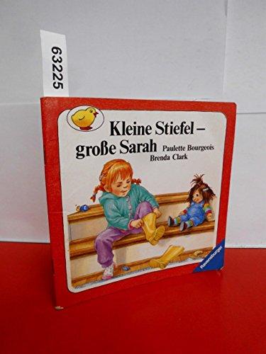 Kleine Stiefel-große Sarah (Kleine Ravensburger)