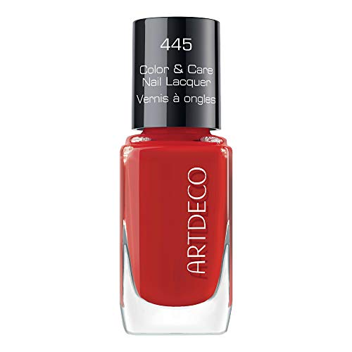 ARTDECO Color & Care Nail Lacquer, Pflegender Nagellack, Nr. 445, loved nails