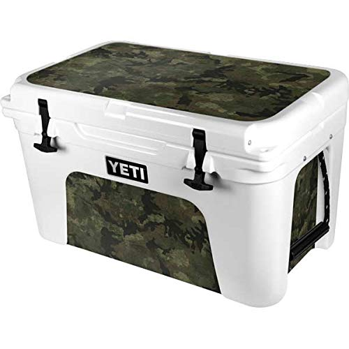 Skinit Decal Skin Compatible with YETI Tundra 45 Hard Cooler - Originally Designed Hunting Camo Design