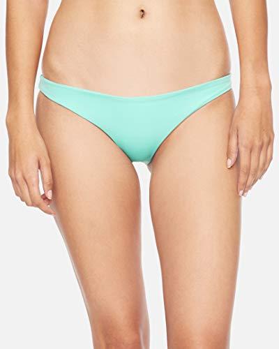 Hurley W Mod Surf Bottom Parte De Abajo Bikini, Mujer, Light Aqua, M