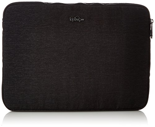 Kipling Laptop Cover 13, Bolsa para portátil Unisex Adulto, Azul (Spark Graphite)