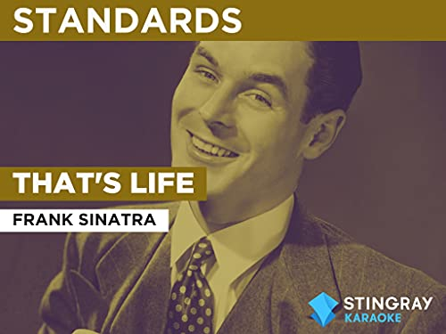 That's Life in the Style of Frank Sinatra
