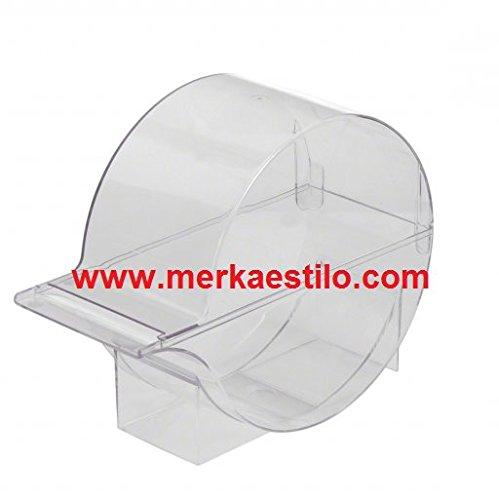 MKS Distributeur de lingettes de cellulose pour manucure et pédicure – Gel et acrylique – professionnel