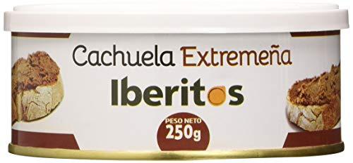 Iberitos - Cachuela - 6 Latas x 250 Gramos