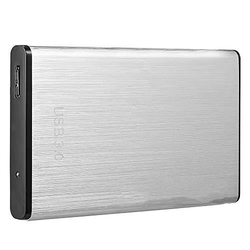 WANGOFUN Draagbare externe harde schijf 2.5'' Externe mobiele harde schijf USB 3.0 voor pc, Mac, laptop, 500 GB/1 TB/2 TB