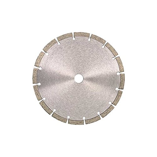 Diamanttrennscheibe 230 Beton / 22,23 mm Bohrung / 10 mm Diamant-Trennscheibe für Beton, Bordstein, Dachziegel, Verbundstein, allg. Baumaterialienl - BoDi-TOOLS