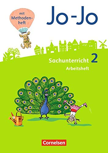 Jo-Jo Sachunterricht - Neubearbeitung 2016: 2. Schuljahr - Arbeitsheft