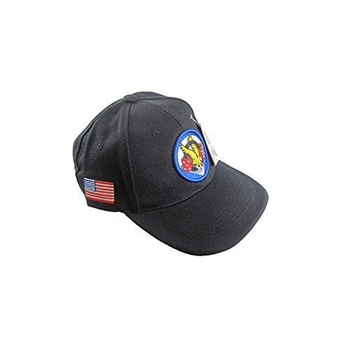 Epic Militaria - Casquette de Baseball - Homme Noir Noir