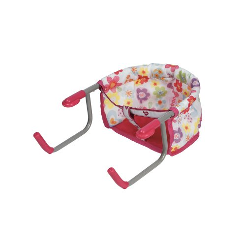 Adora Baby Doll Portable Table Feeding Seat for 20 dolls