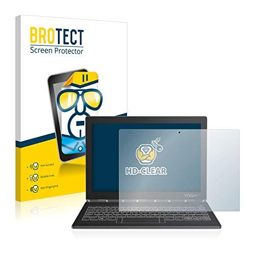 BROTECT Schutzfolie kompatibel mit Lenovo Yoga Book C930 10.8