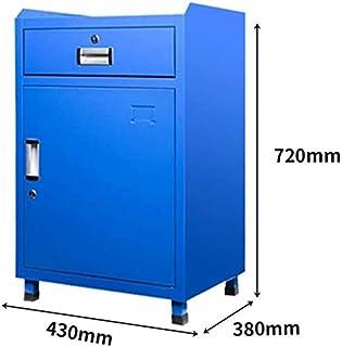 Classeurs Multi-Fonctions de fichiers Armoires de Bureau Armoire de Rangement avec Compartiment Locker métal Verrouillage ...