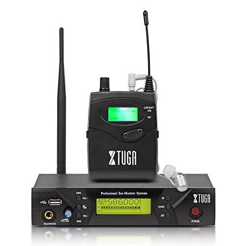 monitor in ear fabricante XTUGA