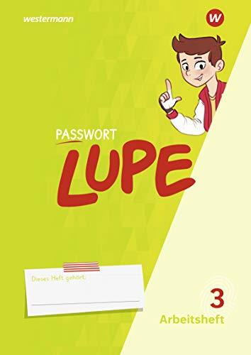 PASSWORT LUPE - Sprachbuch: Arbeitsheft 3