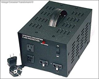 VCT VT-2000 Voltage Transformer Step Up/Down 2000 Watt 110-120<>220-240 Volt