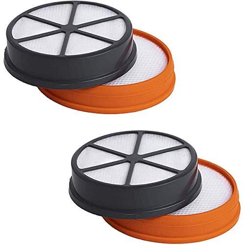 Haude Filtros Delanteros y Traseros del Motor, para la Serie Vax 90 Vax Filter Kit para Aspiradoras Vax Vax 90 Vax Filter Kit