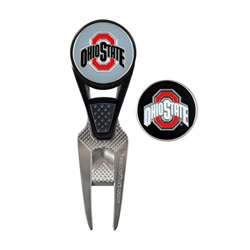 Team Effort Ohio State Buckeyes Cvx Ball Mark Repair Tool
