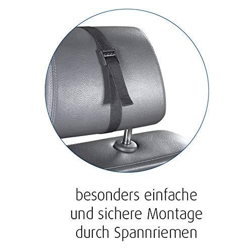 reer 8601 – Baby Rücksitzspiegel SafetyView für mehr Sicherheit im Auto, bruchsicher, ideal für Babyschalen und Reboarder-Kindersitze