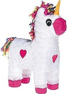 Amscan Pinata Unicorn, White/Pink