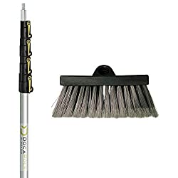 docapole extendable scrubbing brush