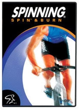 Spinning 7162 Spin and Burn DVD product image