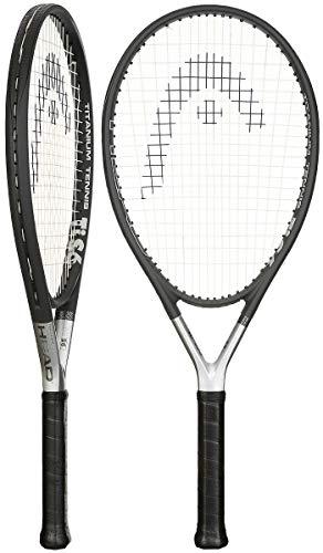 HEAD Ti.S6 Raqueta de Tenis, Strung, 4 1/4 Pulgadas Grip