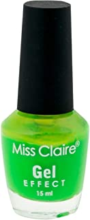 Miss Claire Gel Effect 15 ml G9, Green, 15 ml