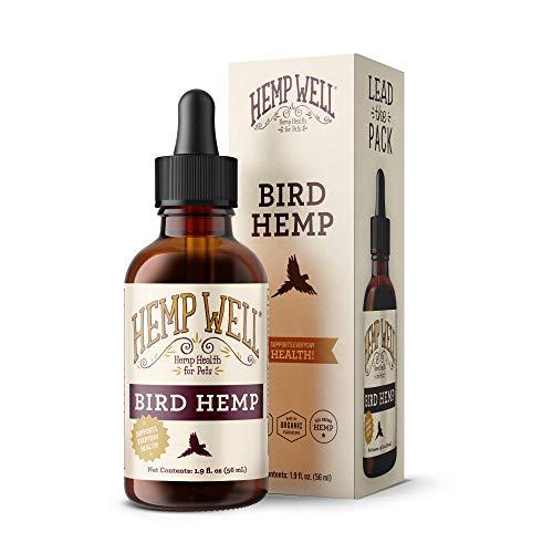 Hemp Well Bird Hemp Oil