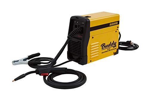 スター電器製造(SUZUKID)【ネット限定モデル】インバータノンガス半自動溶接機 Buddy SBD-80