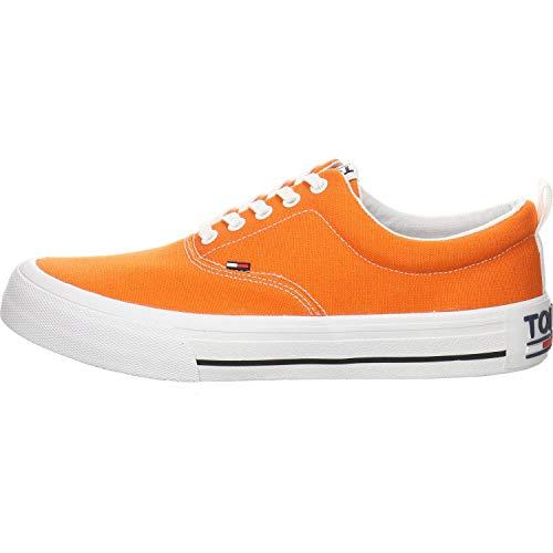 Tommy Hilfiger Footwear Herren Sneaker Classic Low orange Gr. 42