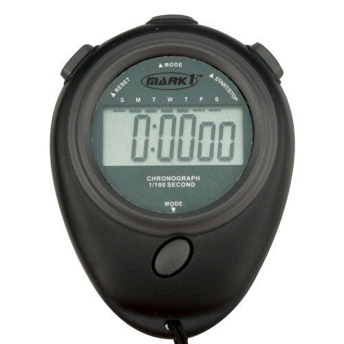Economy - Cronómetro, color negro