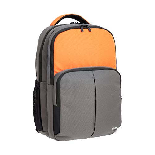 Amazon Basics - Mochila escolar, gris