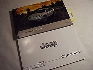 2019 Jeep Cherokee Owner's Manual Original