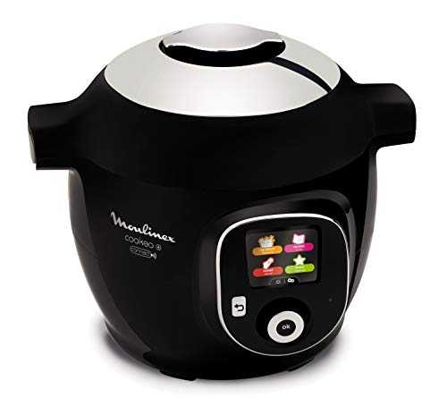 Comprar Moulinex olla programable Cookeo Connect - Opiniones