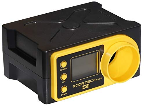 AIRSOFT CHRONOGRAPH XCortech SHOOTING CHRONO X3200 TOMTAC 100{dd6dfc219e39b882390829fa7e9a937858f9bc793027e3427a665d080327e78a} GENUINE ORIGINAL MK3