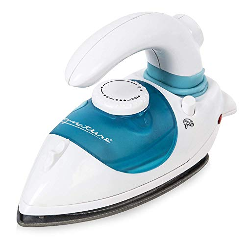 Signature Travel Iron with Non-Stick Teflon Soleplate