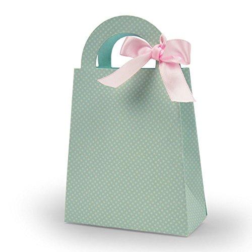Sizzix 662993 Geschenkbox Stanzschablone, Mehrfarbig, Eine Größe