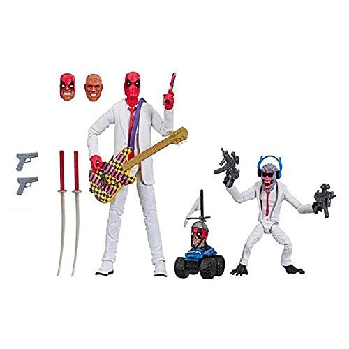 HAOBO Set di Bambole Articolate da 6 Pollici per Bambini