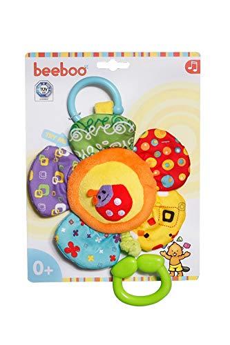 VEDES 40789552 Beeboo Boîte à Musique pour bébé Motif Fleurs de gloméré Multicolore