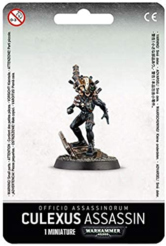 Culexus Assassin 52-11 - Officio Assassinorum - Warhammer 40,000