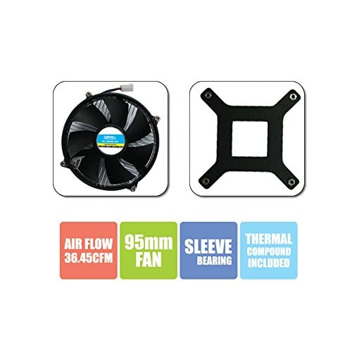 CPU Cooler: Buy CPU Cooler Online at Best Prices in India