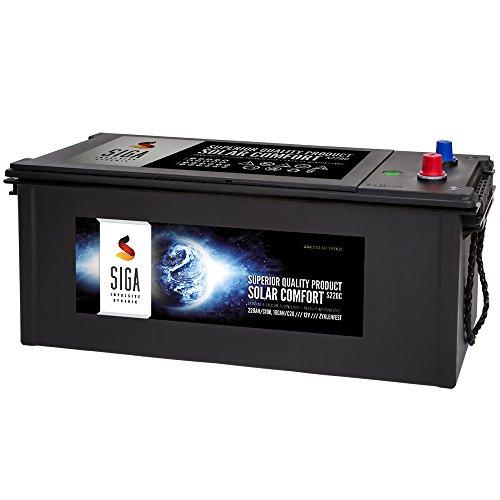 Solarbatterie 180Ah Versorgungsbatterie Solar Batterie Boot Wohnmobil