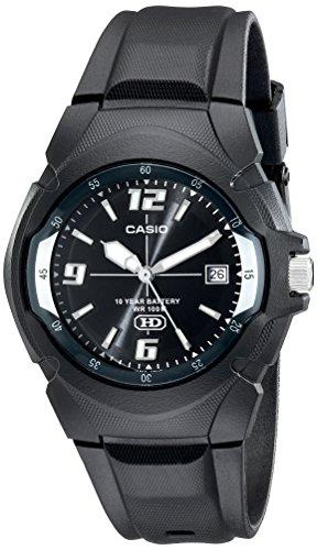 CASIO Men's MW600F-1AV 10-Year Battery Sport Watch