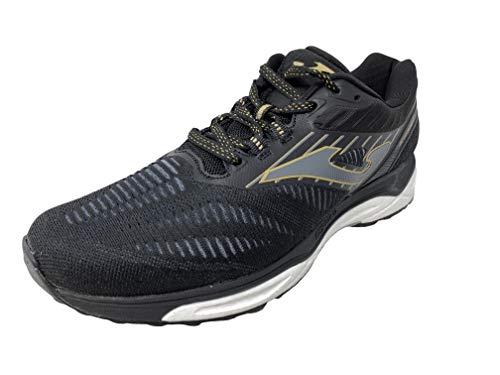 Joma Mens Super Cross Running Shoe (Black, 10.5 M US)