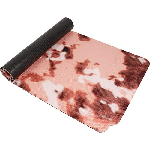 ENERGETICS Yoga-Matte 2-farbig 6mm, Rose/Black