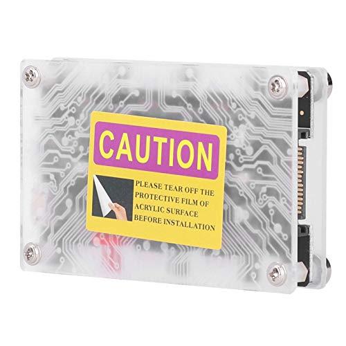 Annadue Concentrador RGB de 4 Pines, Concentrador de Ventilador, Compatible con Controladores o encabezados RGB, Adecuado para Ventiladores de 4 Pines y 3 Pines