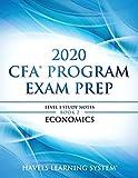 2020 CFA Program Exam Prep Level 1: 2020 CFA Level 1, Book 2:
